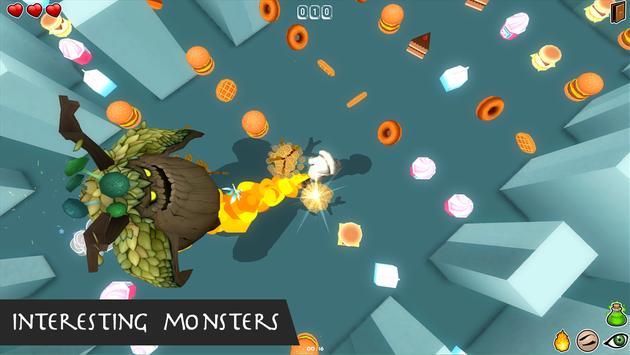 Rescue the Food: Maze Runner screenshot 3