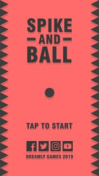 Spike and Ball poster