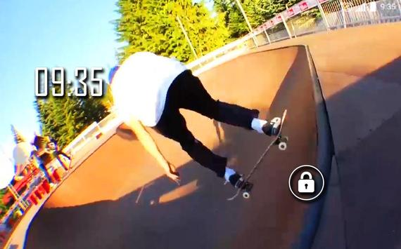 Skate Tricks Live Wallpaper screenshot 3