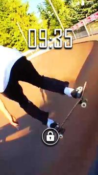 Skate Tricks Live Wallpaper poster