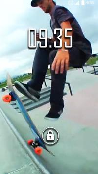 Skate Tricks Live Wallpaper screenshot 1