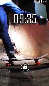 Skate Tricks Live Wallpaper screenshot 2