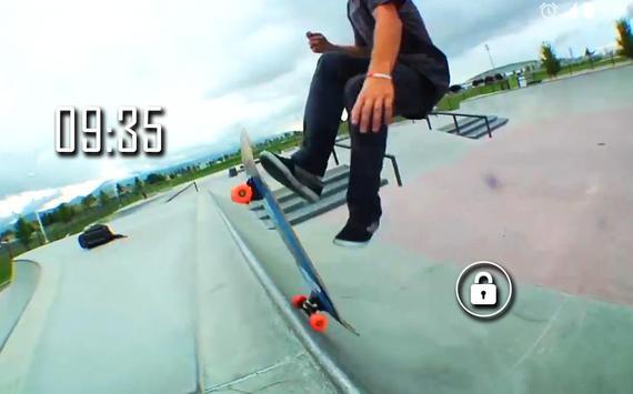 Skate Tricks Live Wallpaper screenshot 4