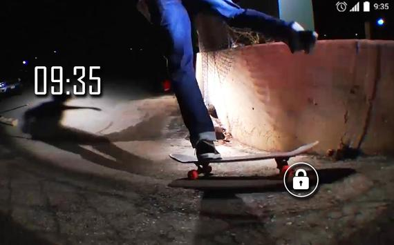 Skate Tricks Live Wallpaper screenshot 5