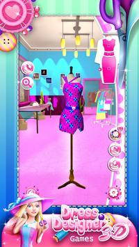 Dress Designer Game for Girls screenshot 5