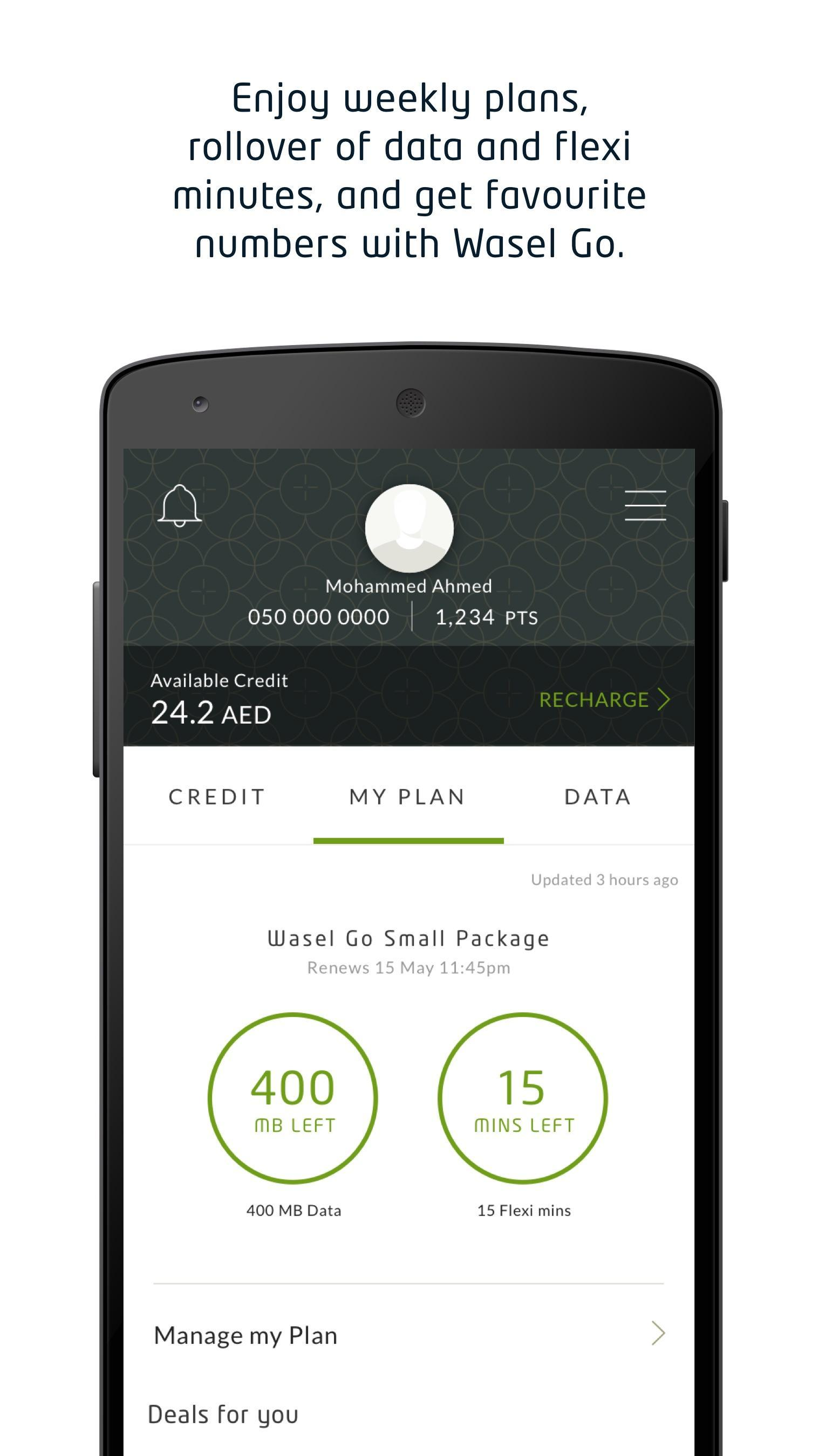 My Etisalat for Android - APK Download
