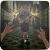 Scary Granny Horror House Neighbor Survival Games icon