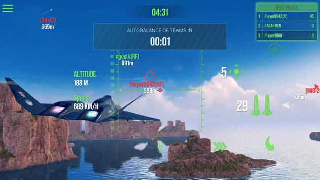 Modern Warplanes screenshot 5
