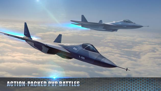 Modern Warplanes Poster