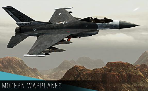 Modern Warplanes Ekran Görüntüsü 14