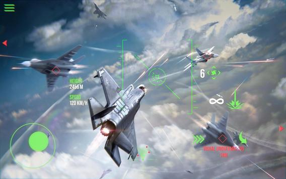 Modern Warplanes captura de pantalla 3