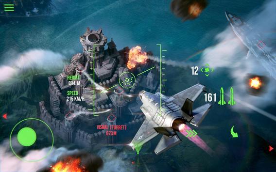 Modern Warplanes captura de pantalla 4