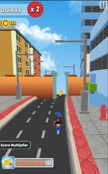 Subway Run: Mega Town screenshot 4
