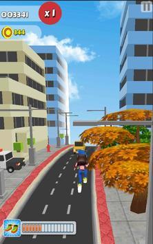 Subway Run: Mega Town screenshot 5