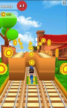 Subway Run: Mega Town screenshot 6