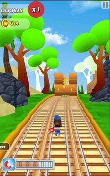 Subway Run: Mega Town screenshot 11