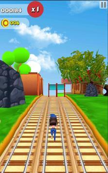 Subway Run: Mega Town screenshot 2