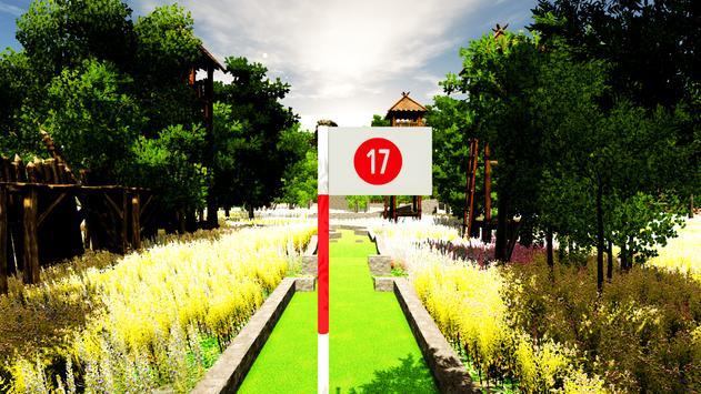 Mini Golf Arena screenshot 1