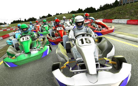 Ultimate Buggy Kart Race poster