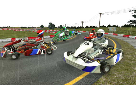 Ultimate Buggy Kart Race screenshot 2