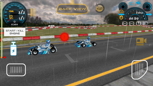Ultimate Buggy Kart Race screenshot 4