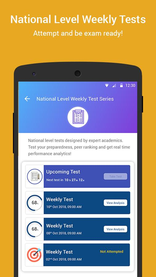 IIT JEE Test Prep App for Android - APK Download