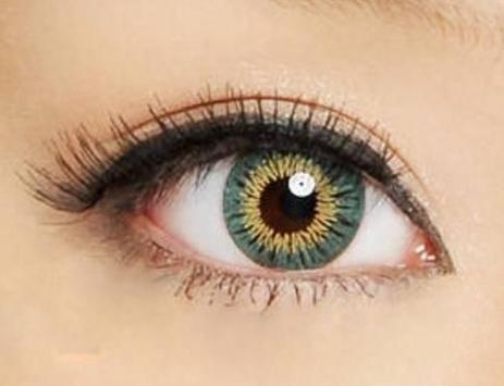 Eye Contact Lenses Color screenshot 4