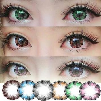 Eye Contact Lenses Color screenshot 6
