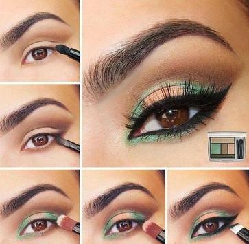 Eyes Make Up Tutorial screenshot 1
