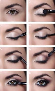 Eyes Make Up Tutorial screenshot 3