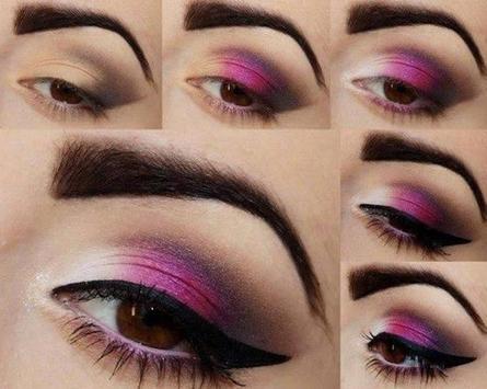 Eyes Make Up Tutorial screenshot 5