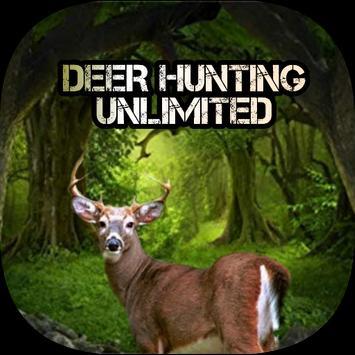 Deer Hunting Unlimited Free الملصق