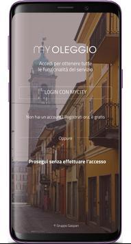 MyOleggio screenshot 1