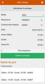 APEL Mobile screenshot 5