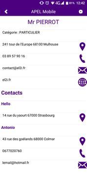 APEL Mobile screenshot 9