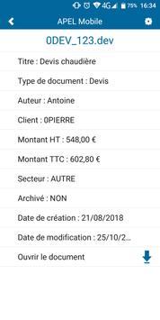 APEL Mobile screenshot 10