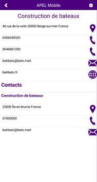 APEL Mobile screenshot 2