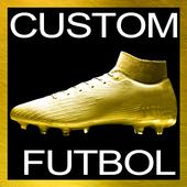 Custom Futbol Shoe icon