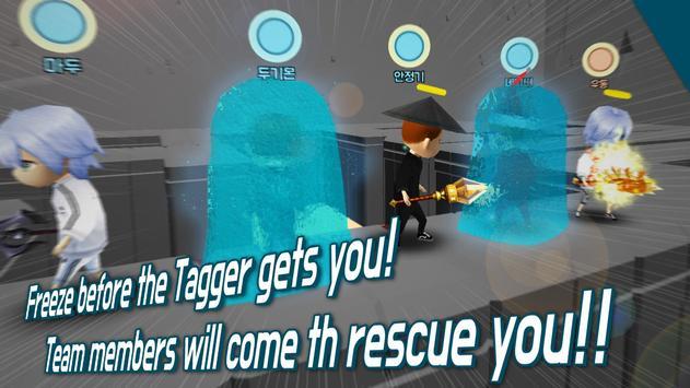 FreezeTag Online : Realtime Battle screenshot 7