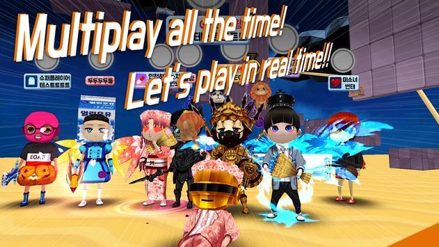 FreezeTag Online : Realtime Battle screenshot 1