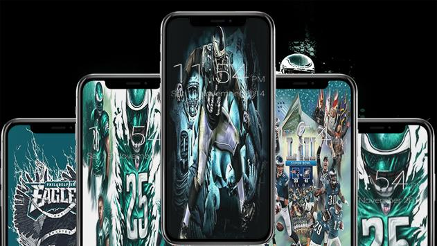 Wallpaper Philadelphia Eagles Theme For Android Apk Download