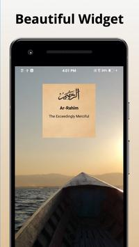 5 Schermata 99 Names of Allah with Meaning and Audio