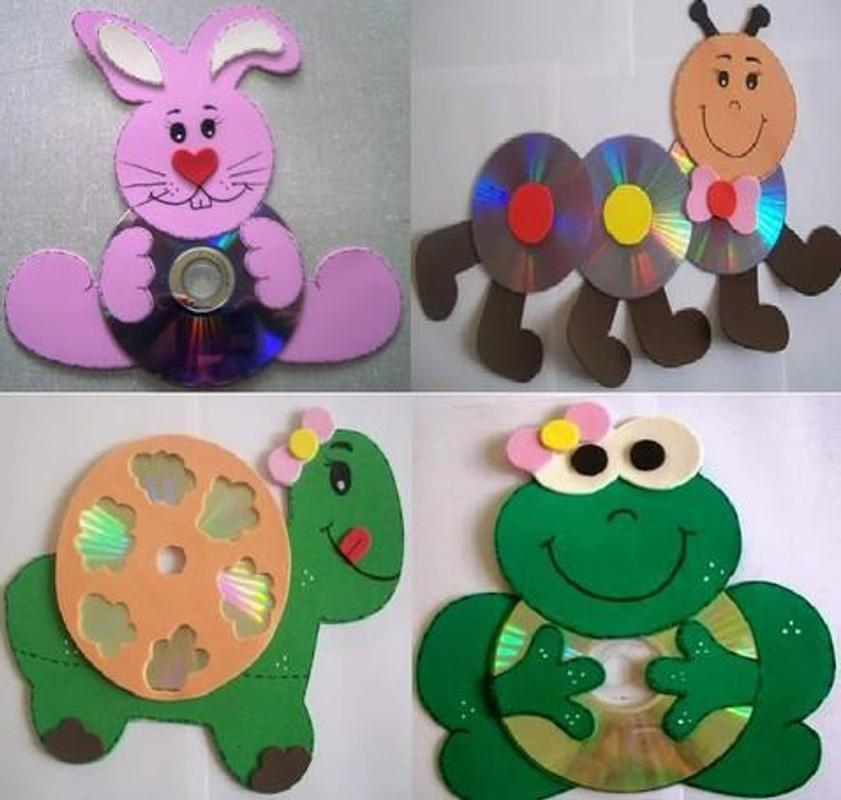 Diy Easy Cd Craft Ideas For Android Apk Download