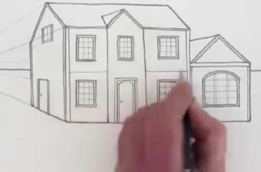 Easy Steps To Draw Architectural Design screenshot 5