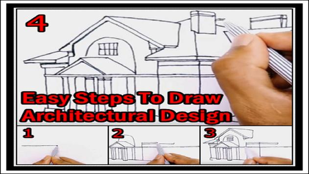 Easy Steps To Draw Architectural Design screenshot 9