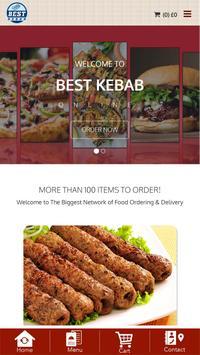 Best Kebab poster
