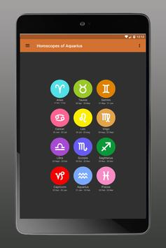 Aquarius horoscope today, Tarot cards for Android - APK Download