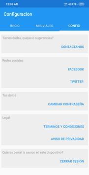 Taxi Central MX - Conductores screenshot 3