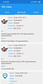 Taxi Central MX screenshot 4