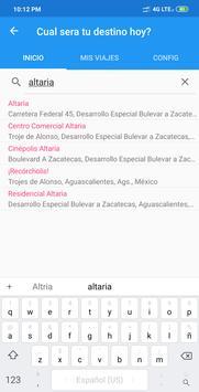 Taxi Central MX screenshot 1